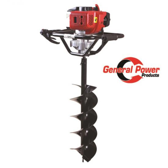 General Power GP-AG52 B Toprak Delme-Burgu Makinesi